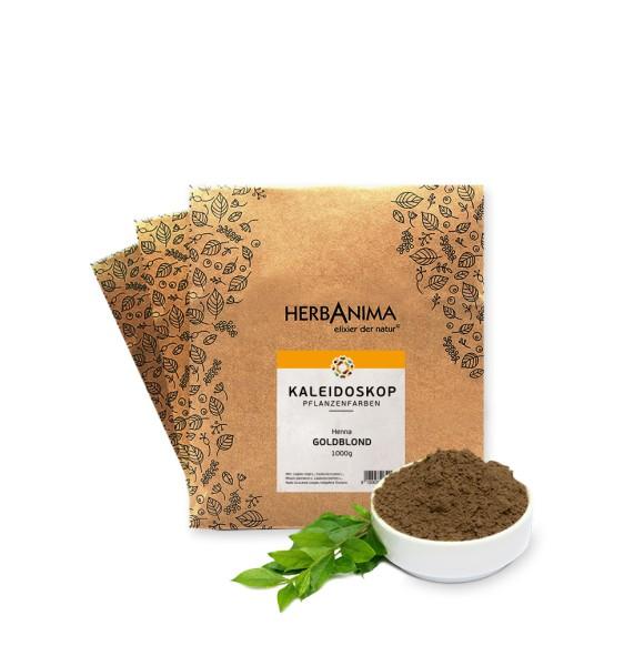 Henna GOLDBLOND 1000g