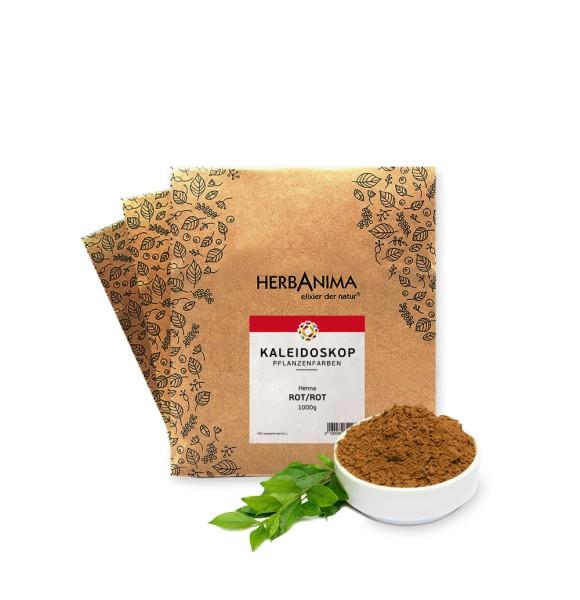Henna ROT/ROT 1000g