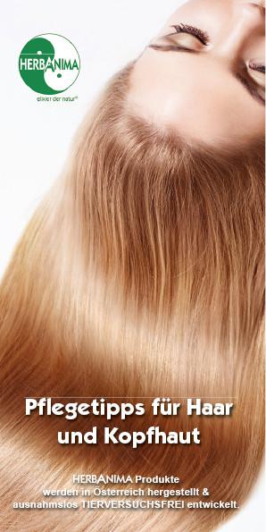 Pflegetipps für Haar & Kopfhaut